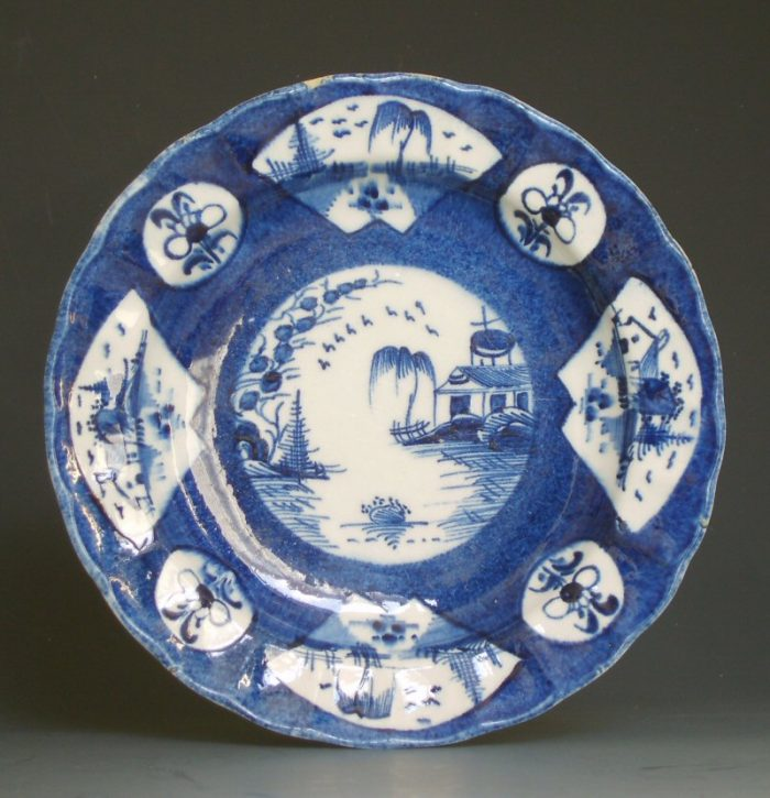 Isleworth porcelain plate