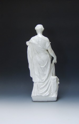 Bow figure of Flora