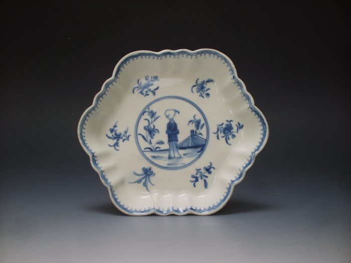 Worcester teapot stand