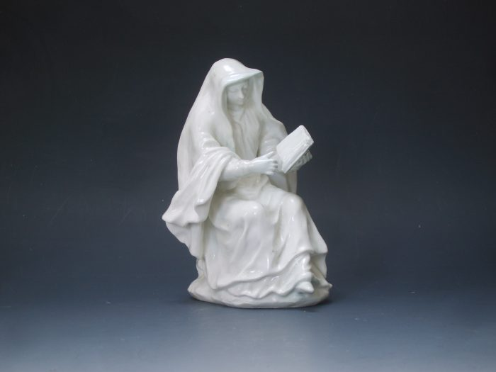 Bow figure of a nun