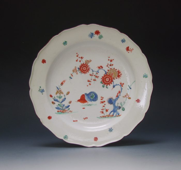 A Bow plate