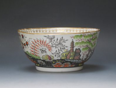New Hall bowl