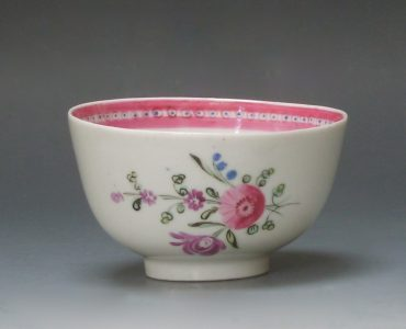 New Hall tea bowl