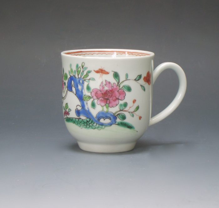 Liverpool Christian's porcelain coffee cup